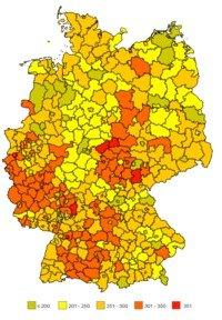 Neu: Studie Stromanbieterwechsel in Deutschland