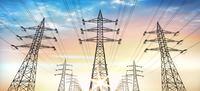 Das Stromnetz in Deutschland ist 1,84 Millionen Kilometer lang