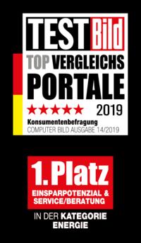 StromAuskunft.de ist eines der Top Vergleichsportale 2019